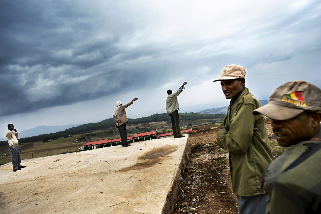 ETHIOPIA, LOST IN TRANSITION